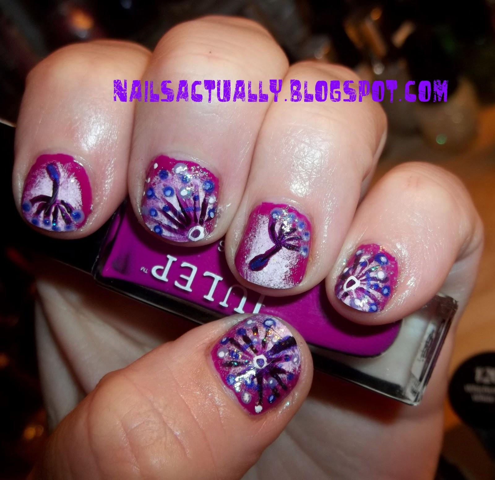 Nails Actually: Dandelion Nails