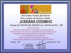 Cônsul Poetas del Mundo - Caxias do Sul