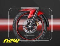 Velg Sporty R15 Concept