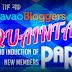 Davao Bloggers Acquaintance Party 2013