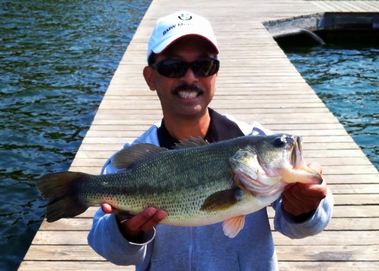 Simply fishing lopez lake for Lopez lake fishing