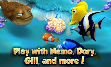Nemo's Reef v1.2.1 Apk Free Download
