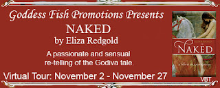 Goddess Fish promotions Naked by Eliza Redgold