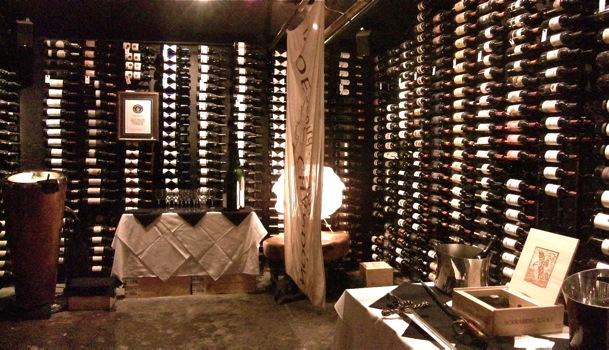 Wooden wine boxes wine crates the 8 most historic wine cellars - Home wine cellar design ideas cool ones ...