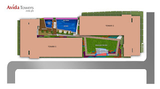 Avida CityFlex Towers BGC Site Development Plan