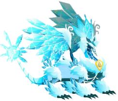 Pure Ice Dragon