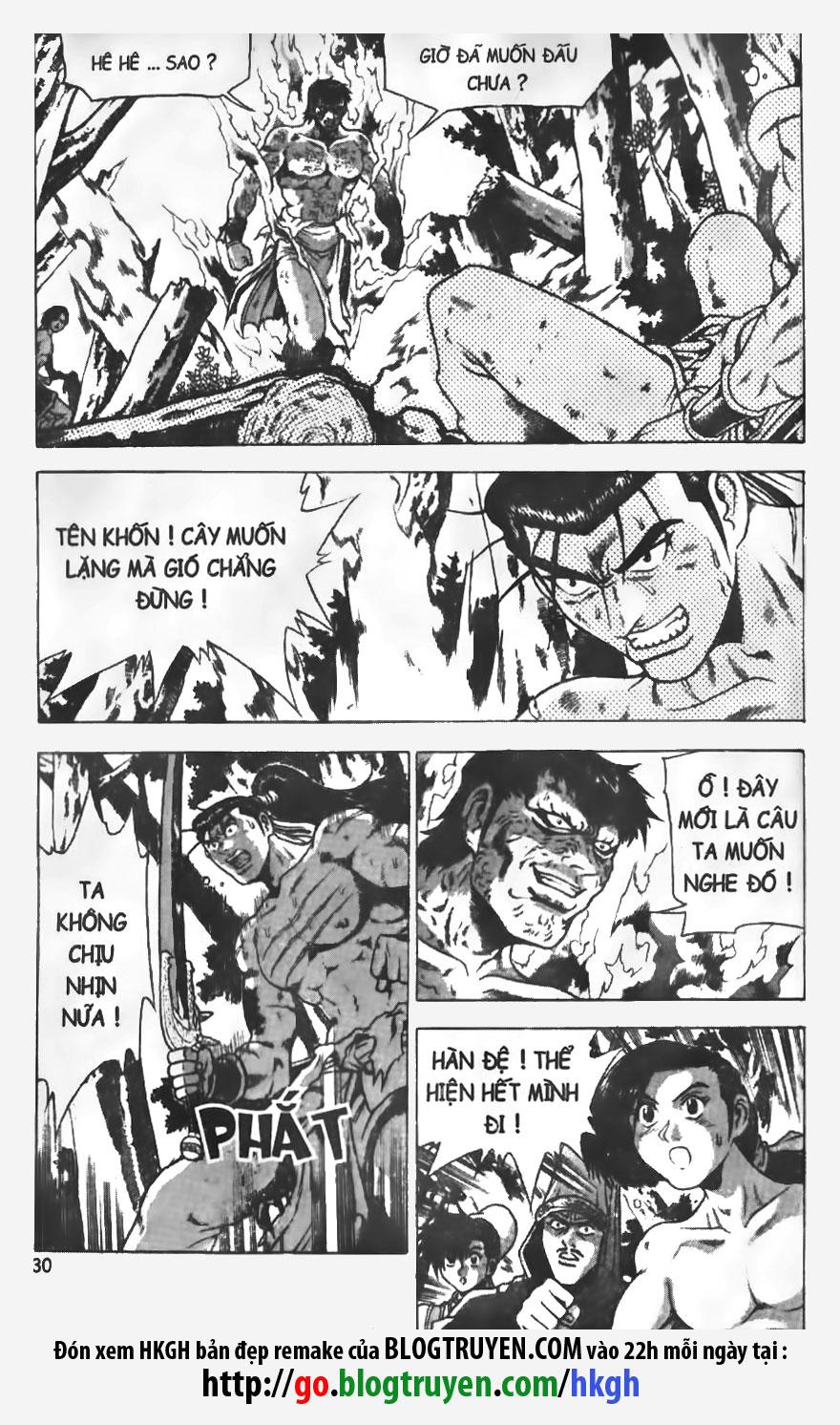 Hiệp Khách Giang Hồ chap 153 page 4 - IZTruyenTranh.com