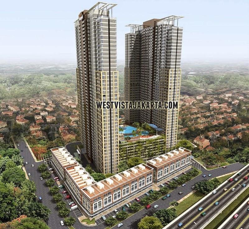 Apartemen West Vista Jakarta