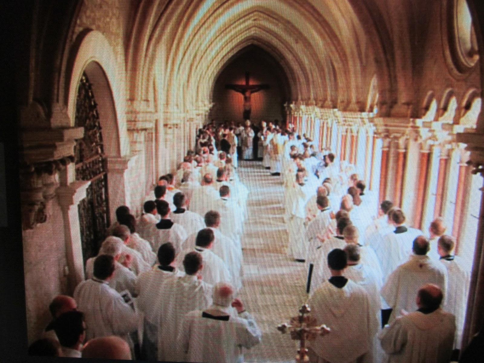 Gregorian chanting