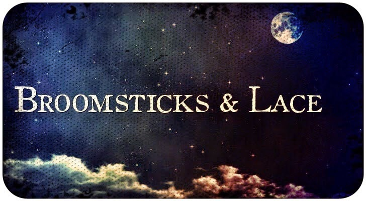 Broomsticks and Lace