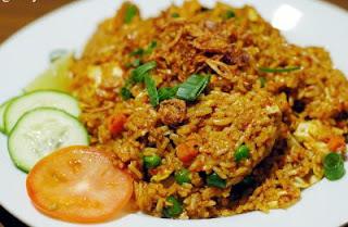 Resep Membuat Nasi Goreng Sederhana Mudah Enak