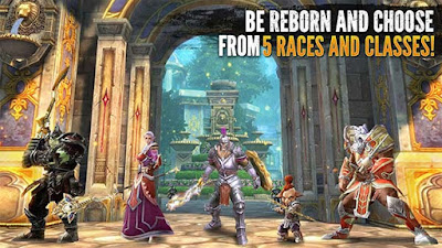 Order & Chaos 2: Redemption Apk Mod DATA Role Playing