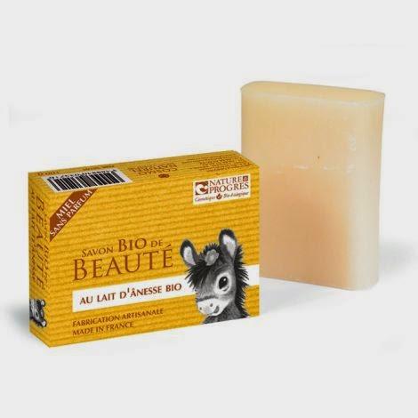 bio SeBIO produit naturel écolo gel douche peau sensible savon lait ânesse
