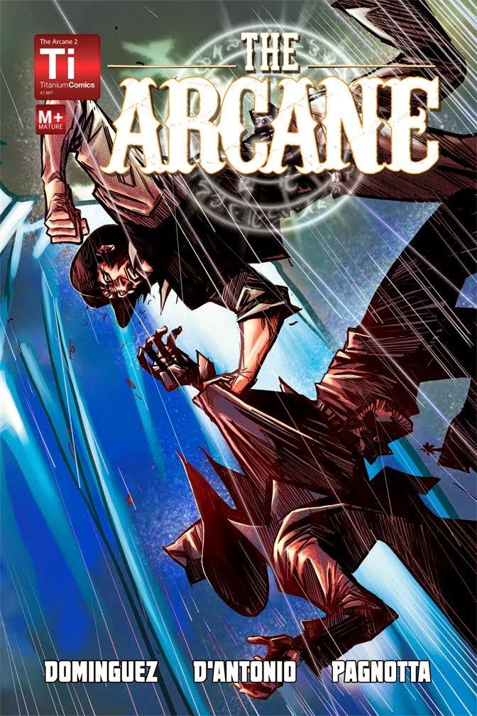 The Arcane #2