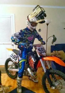 Motorcycle Helmet GoPro