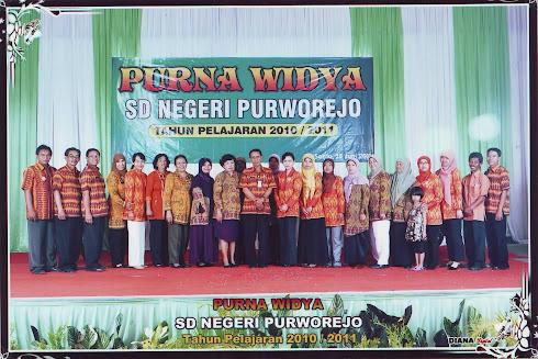 Keluarga Besar SD N Purworejo