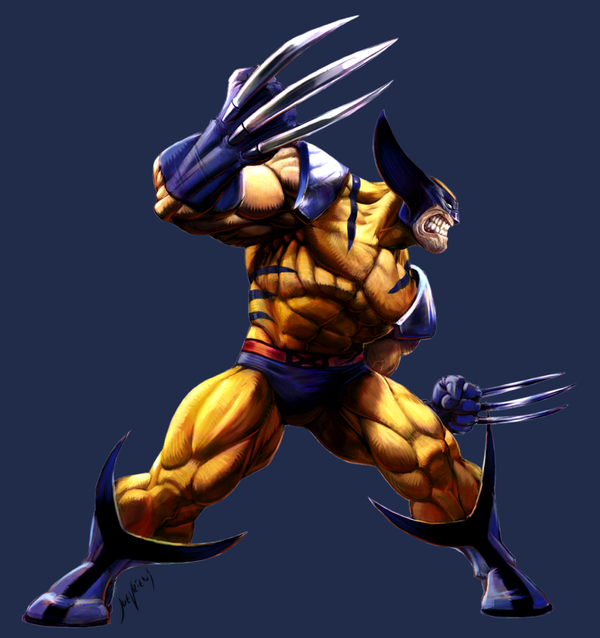Wolverinepng