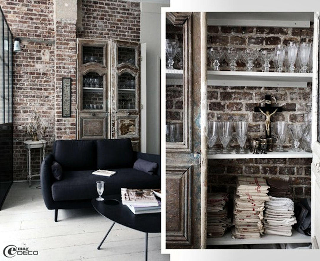 Simple everyday glamour friday inspiration - Fenetre metal style atelier ...