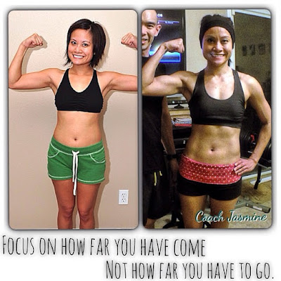 Real Results with Beachbody Challenge Groups - Jasmine Banawa