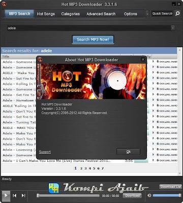 Hot MP3 Downloader v3.3.16 Hot+MP3+Downloader+3316