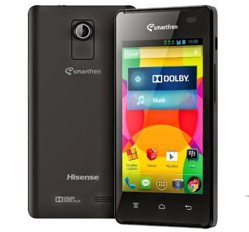 Smartfren Andromax C2 Android Murah 700 ribuan