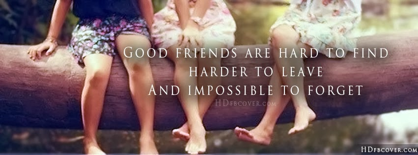 friendship friendship Quotes About Friendship Cover Photos