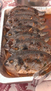 דגי דניס בתנור