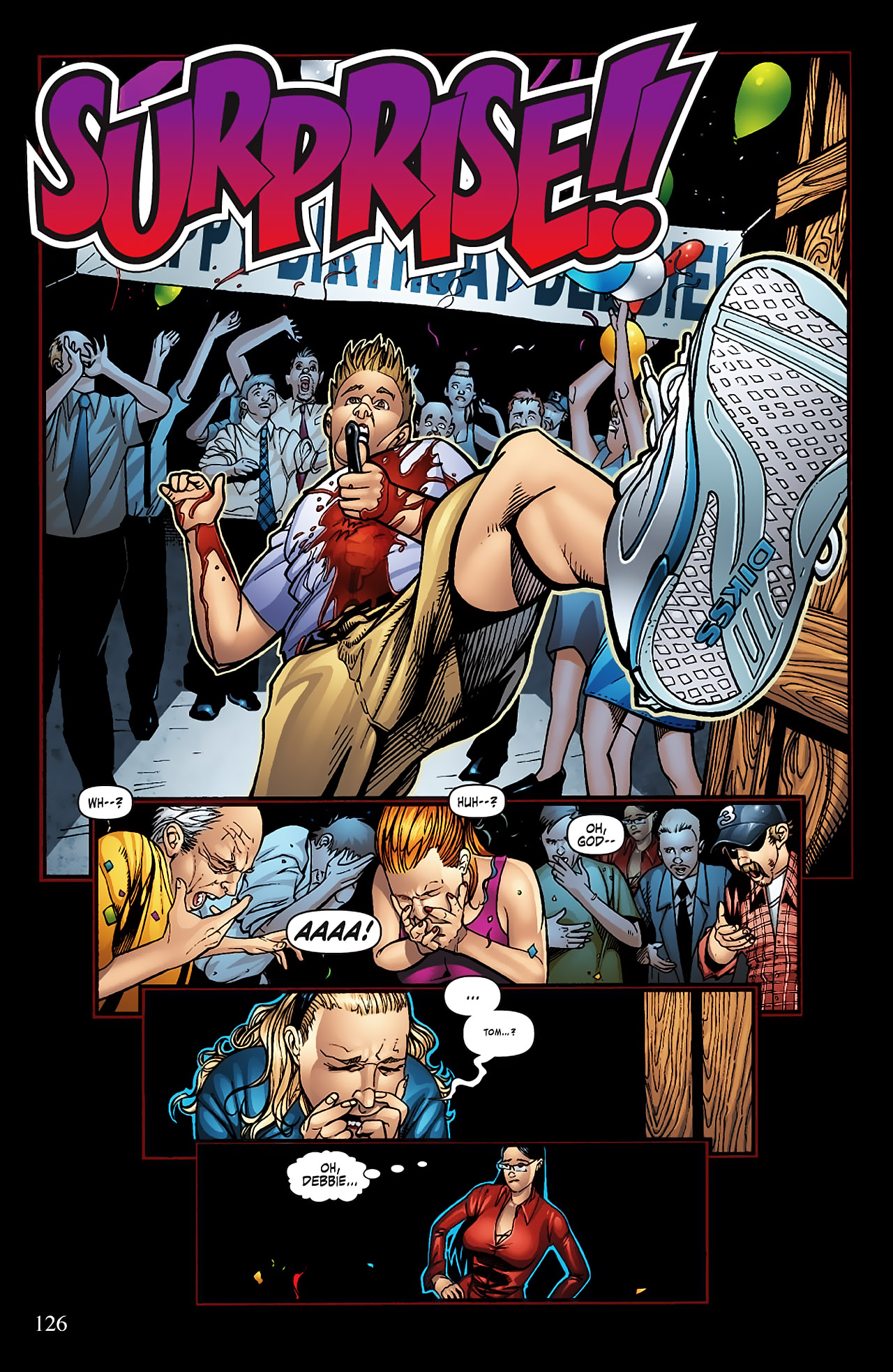 Grimm Fairy Tales (2005) Issue #11 #14 - English 23