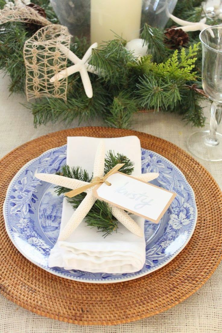 East Meets South: A Chinoiserie Holiday Table Setting