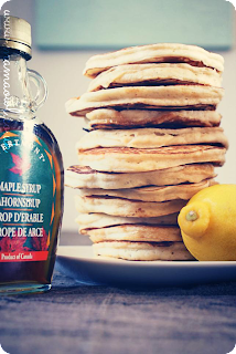 Fluffy American style Pancake Recipe