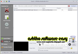 Kastor - All Video Downloader 4.0