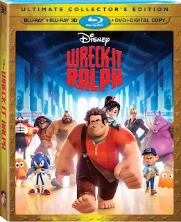 "Blu-ray Review | ""Wreck-It Ralph"""