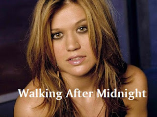 Kelly Clarkson - Walking After Midnight Lyrics