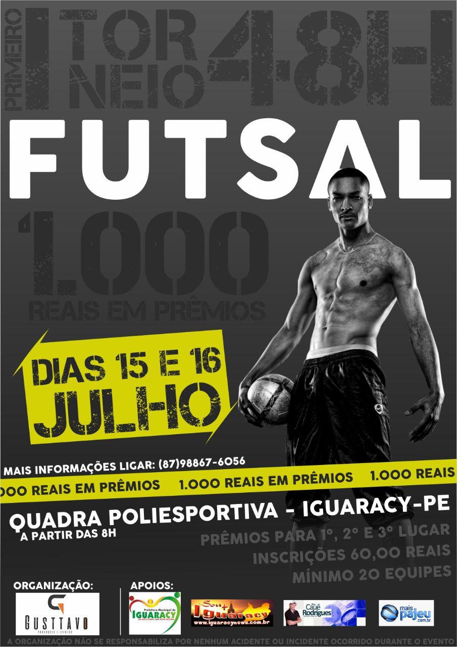 Torneio de Futsal de Iguaracy-PE
