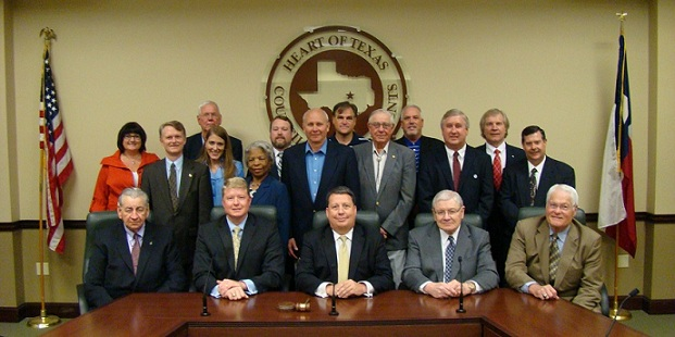 HOTEDD Board of Directors, April 2011