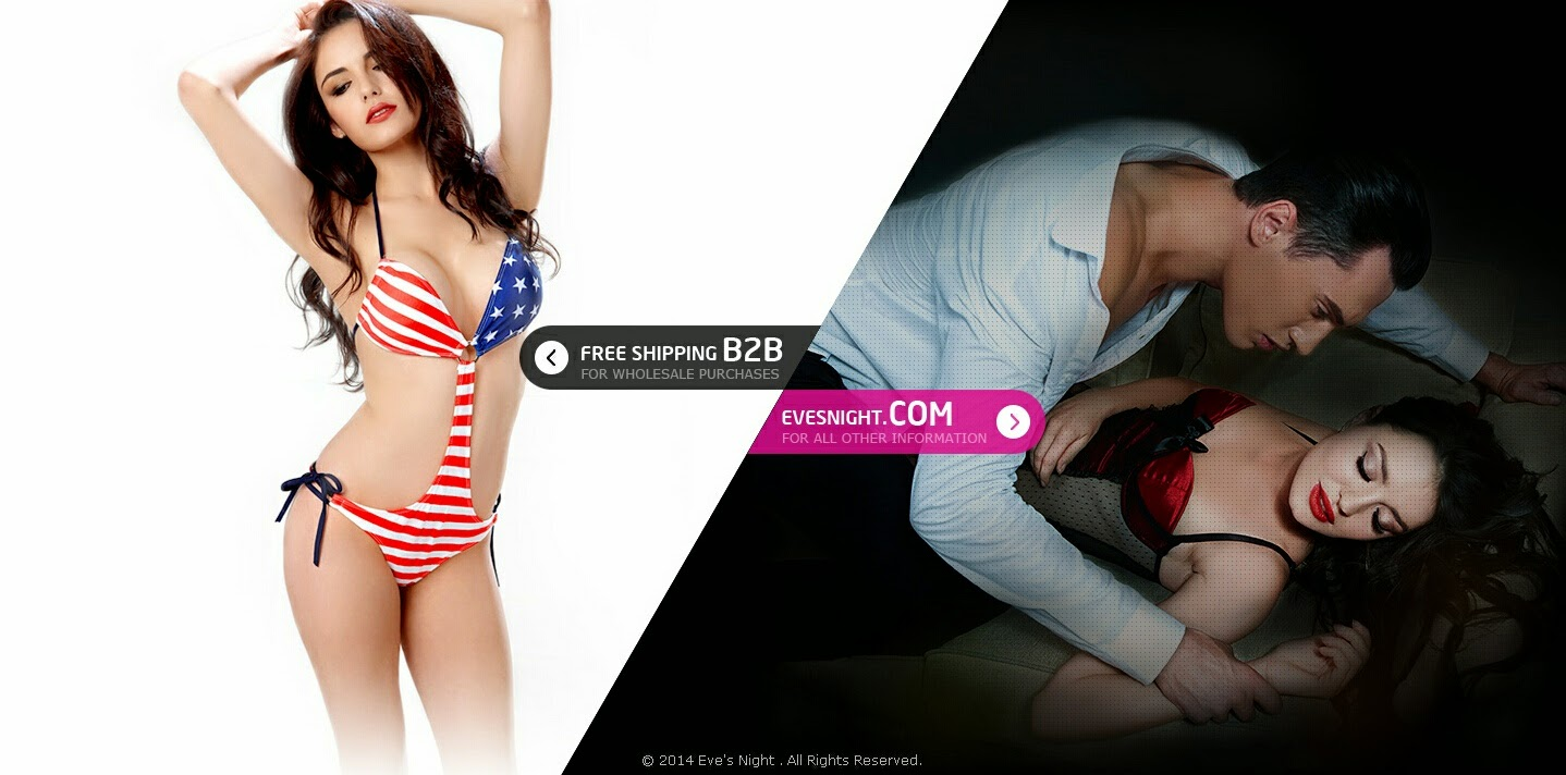 Eve's Night B2B online store