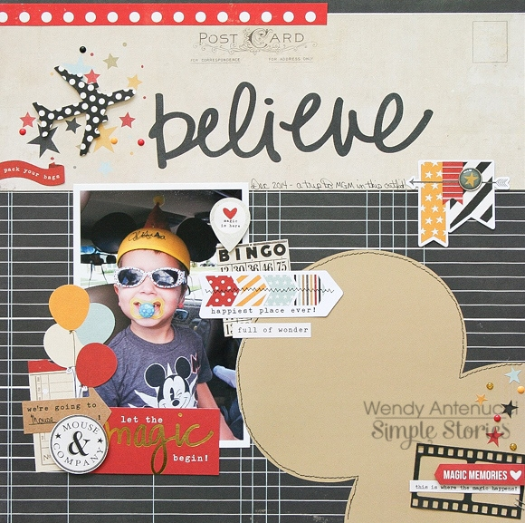All Scrapbook Steals The Blog Winner And Simple Stories Say Cheese Ii