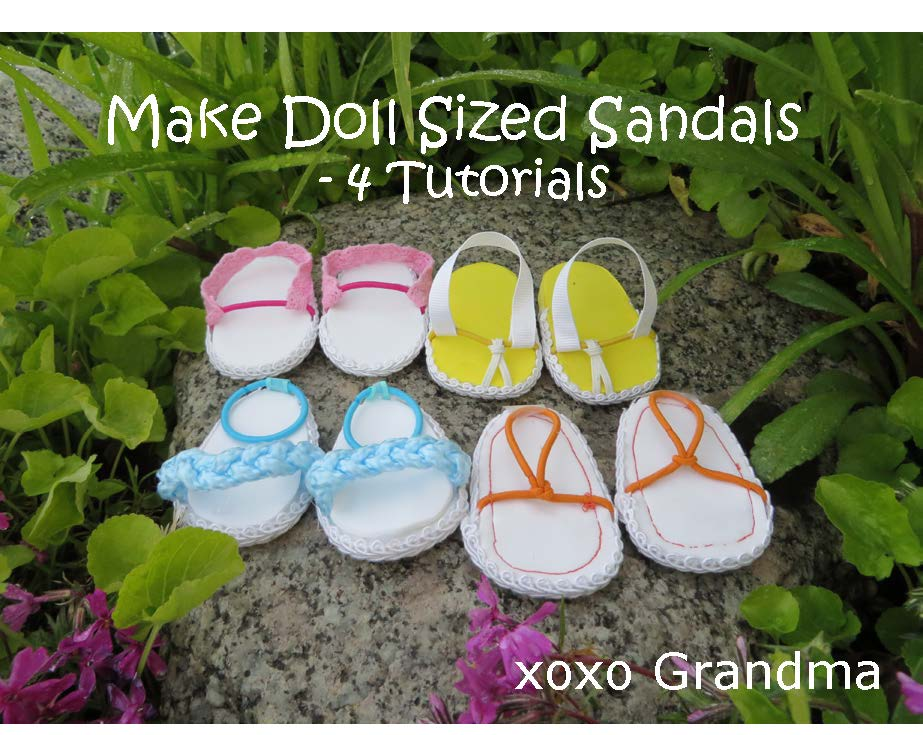 how to make a doll things