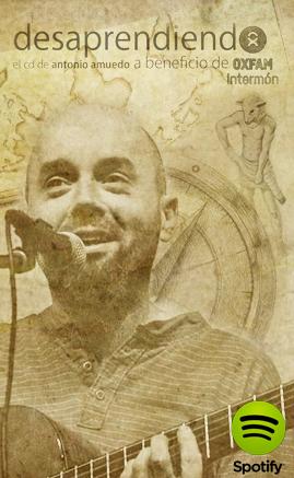 Antonio Amuedo | Canción de autor