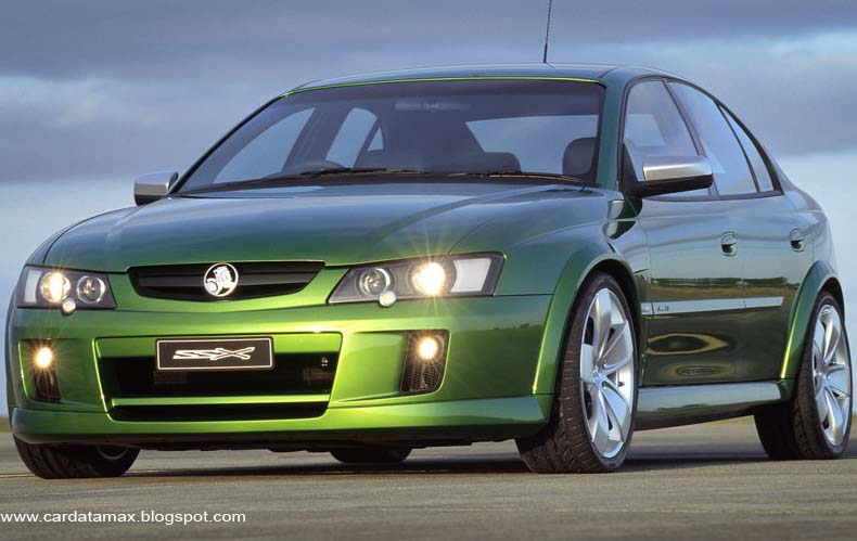 Cardatamax The Cars Database Project Forever Holden Ssx Concept 2002