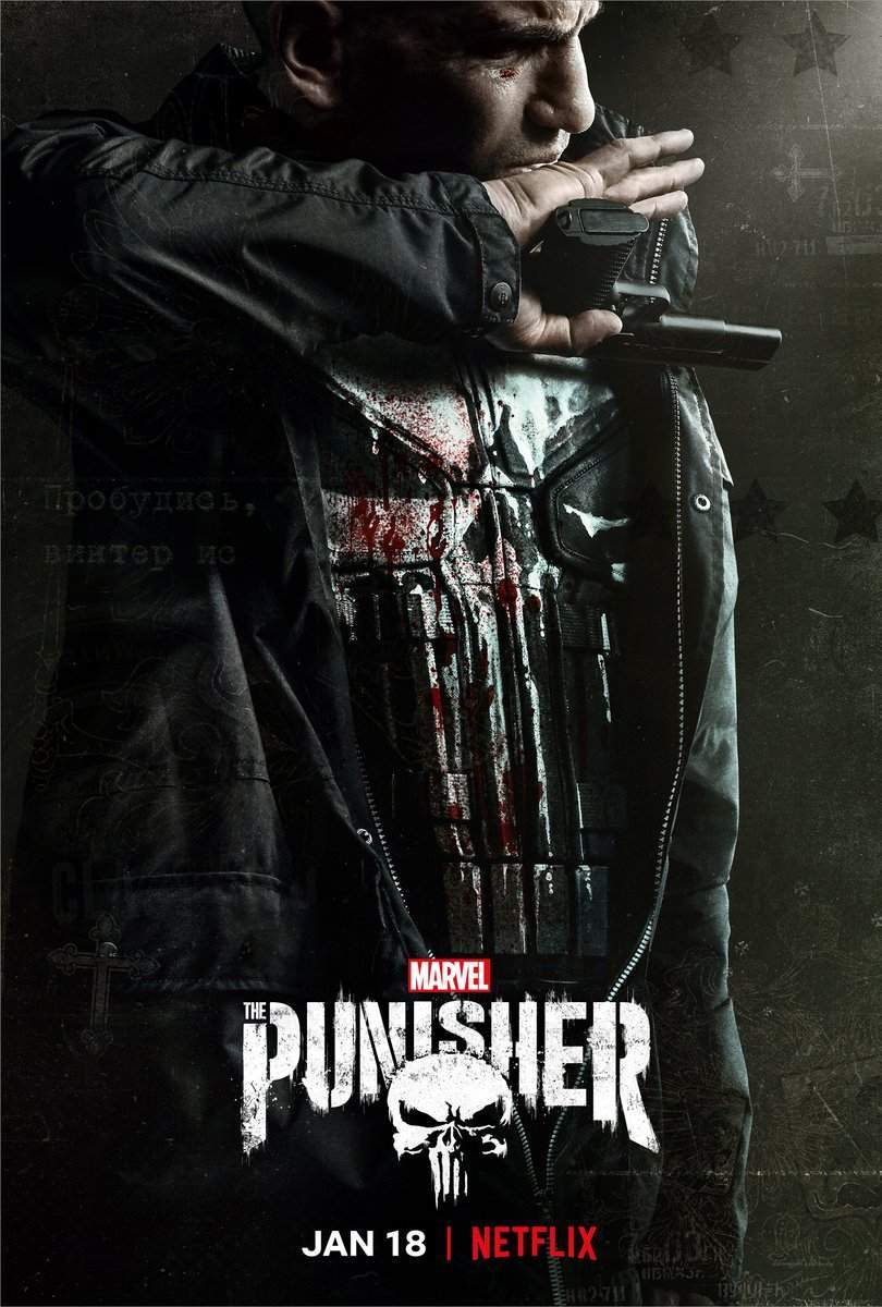 The Punisher completo 2T Dual x265 720 ligero Zippyshare