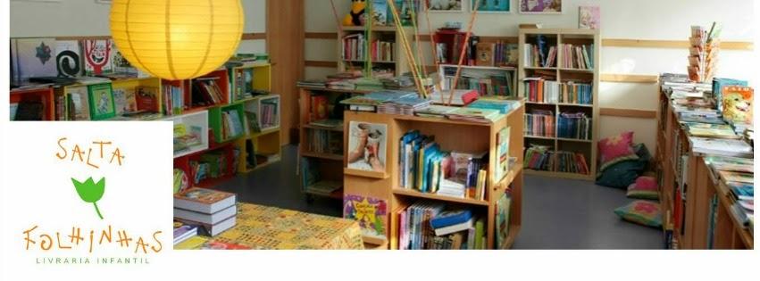 Salta Folhinhas - livraria infantil