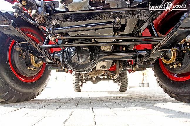 GrageBadak4Wheel Drive Tips Untuk Meninggikan Mobil 4x4