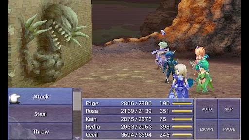 Final Fantasy IV 1.2.2 Apk İndir