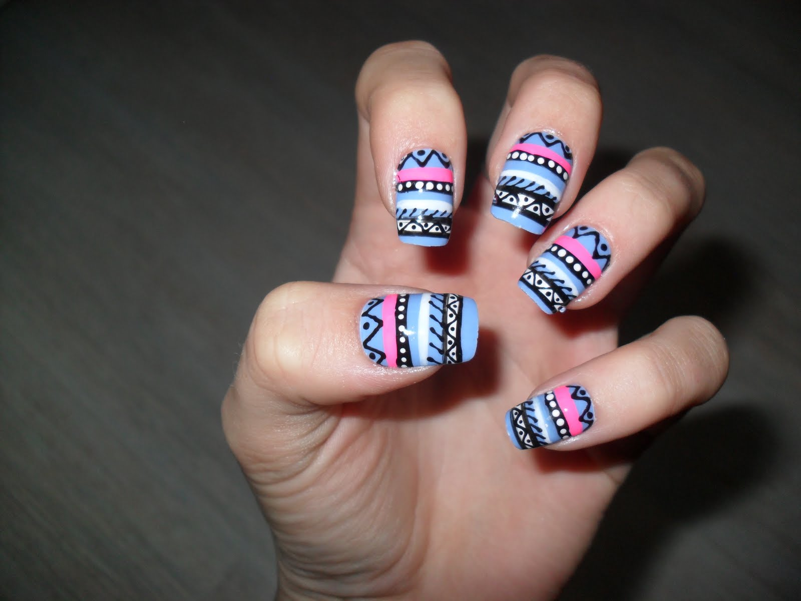 Nail Art Designs Videos In Telugu