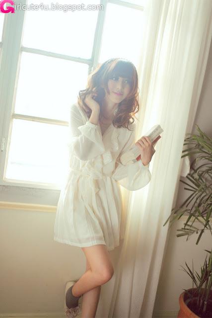 3 Wang Meng - Angel love-very cute asian girl-girlcute4u.blogspot.com