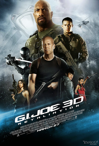 G.I. Joe: Retaliation (BRRip 3D FULL HD Español Latino)