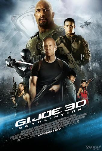 G.I. Joe: Retaliation (DVDRip Ingles Subtitulada) (2013)