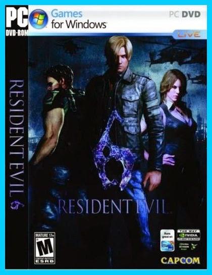 resident evil 6 full game apk
