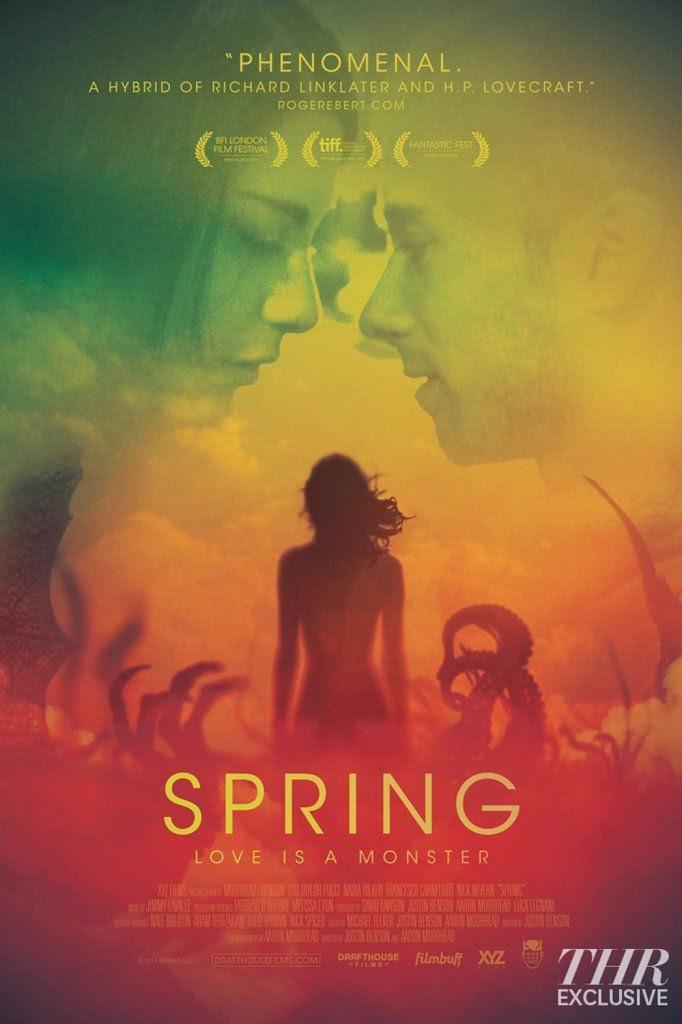 Spring (2014) [English] SL DM - Lou Taylor Pucci, Nadia Hilker, Vanessa Bednar
